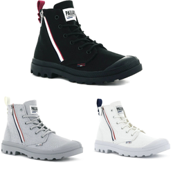 Palladium Pampa French Outzip