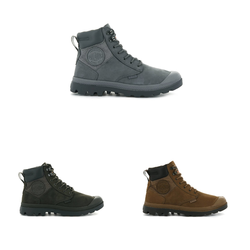 Palladium Pampa Shield WP Lux